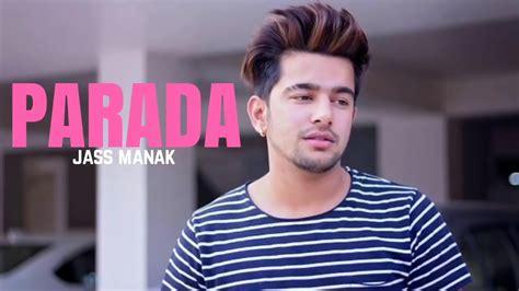 Prada Jass Manak Full Punjabi Song Video 2018