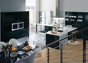 Küche L Form Hochglanz : inspiration k chenbilder in der k chengalerie seite 16 ~ Bigdaddyawards.com Haus und Dekorationen