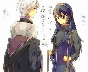 149 best Robin x Lucina images on Pinterest | European ...