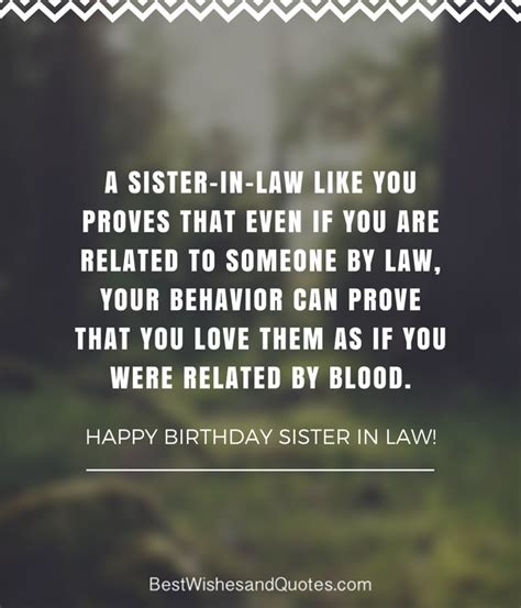 Sister In Law Meme - happy birthday sister in law 30 unique and special birthday messages