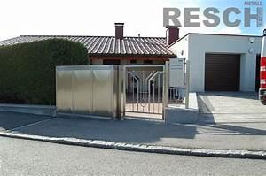 Zäune Und Tore : z une tore und t ren resch metalltechnik ~ Eleganceandgraceweddings.com Haus und Dekorationen