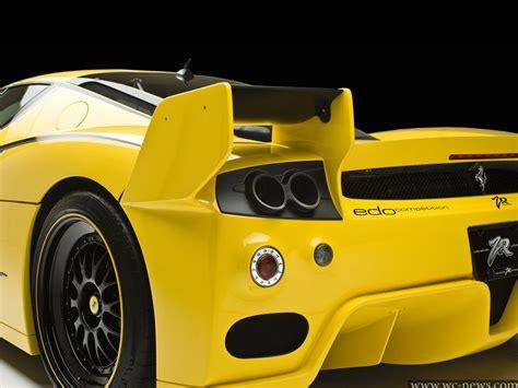 Enzo Horsepower by Edo Enzo Xx Evolution The Fastest