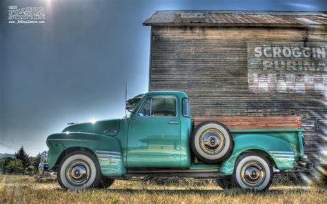 Vintage Chevrolet Truck Logo