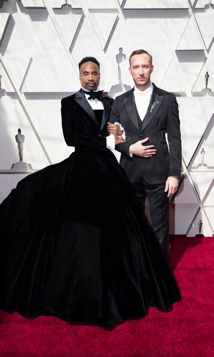 Oscars Bill Porter Scandalous Fun Dress