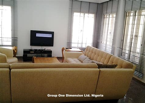 one dimension limited sitting room design
