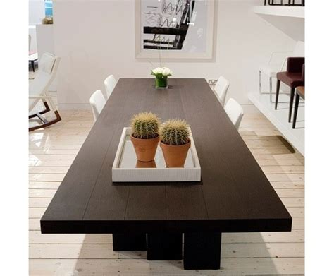 Tavolo Ht Table Di Poltrona Frau Design Claudio Silvestrin