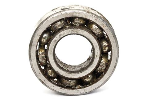 8 Lubrication Failure Mechanisms For Rolling-element Bearings