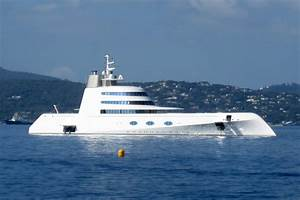 119m Mega Yacht A By Blohm And Voss Photo Credit To