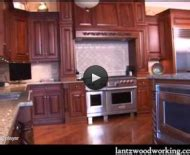 frameless maple kitchen cabinets lantz custom woodworking