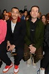 Nick Grimshaw, 34, looks loved-up with his boyfriend ...