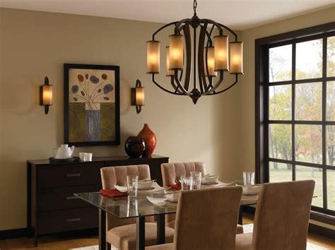 Rustic chandeliers wrought iron style   Decolover.net