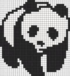 Panda Pumpkin Patterns Free by 40 Cool Perler Bead Patterns