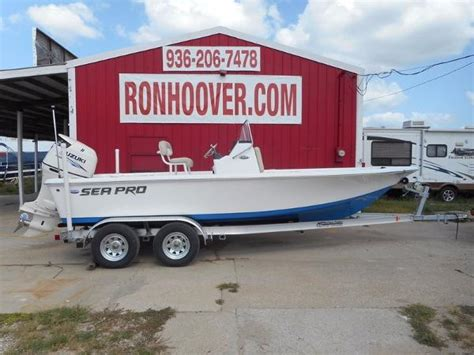 Boats For Sale In Montgomery Texas by Sea Pro 208 Bay Boats For Sale In Montgomery Texas