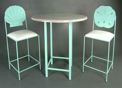 coastal funiture bar stools  tables