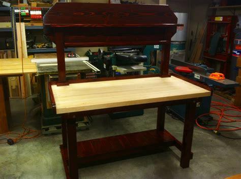 Reloading Bench  By Supervato @ Lumberjockscom