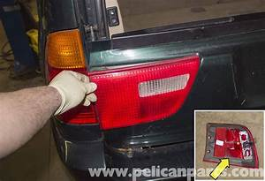Bmw X5 Tail Light Replacement  E53 2000