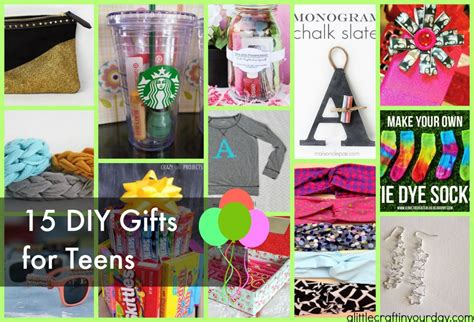 easy handmade birthday gift diy gifts for a craft in your day 15