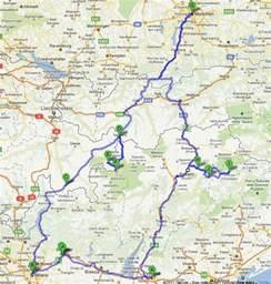 Map Switzerland Italy Border