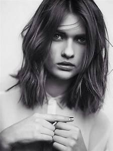 Coupe Cheveux Carré Mi Long : coiffure tendance 2018 cheveux mi long tendances et conseils 2018 ~ Melissatoandfro.com Idées de Décoration