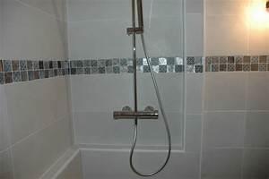 Etagere Dans La Douche : salle de bain compl te dans l 39 ouest lyonnais saint genis ~ Edinachiropracticcenter.com Idées de Décoration