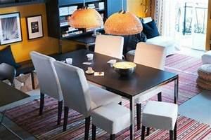 Ikea Salle A Manger : d co salle a manger ikea ~ Teatrodelosmanantiales.com Idées de Décoration