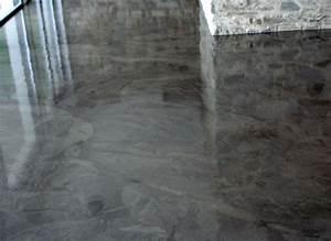 Sol Beton Ciré Prix : 18 sols en b ton cir pour votre loft ~ Premium-room.com Idées de Décoration