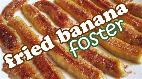 fried bananas foster recipe no bake banana desserts quick and easy dessert recipes ideas