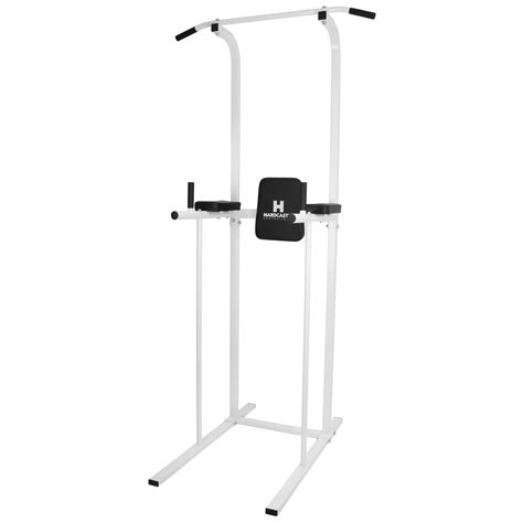chaise romaine fitness tower pro power tower ab dip station pull chin up bar home knee
