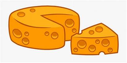 Cheese Clipart Cartoon Transparent Cliparts Clip Background
