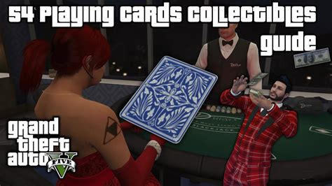 Minigames, a luxurious new apartment, stylish apparel, and a new supercar are just some of the features added in addition to the storyline itself. All 54 Playing Card Locations - GTA Online Collectible Guide - YouTube
