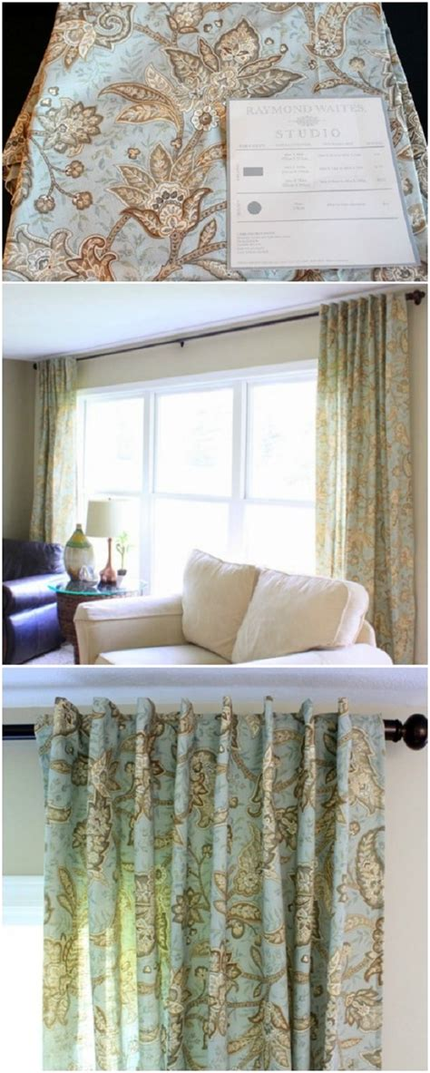 elegant  easy diy curtain ideas  dress