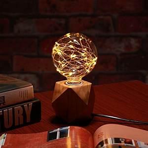 Glühlampe Als Lampe : avaway e27 vintage led gl hlampe gl hbirne retro lampe f r nostalgie antik beleuchtung party ~ Markanthonyermac.com Haus und Dekorationen
