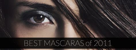 Best Mascaras Of 2011