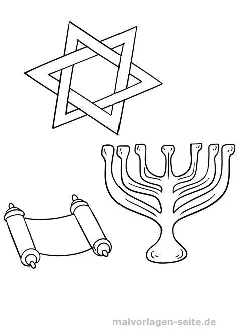 malvorlage religion judentum gratis malvorlagen zum
