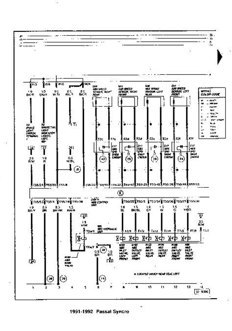 Volkswagen Polo Abs Syncro Wiring Diagram Service