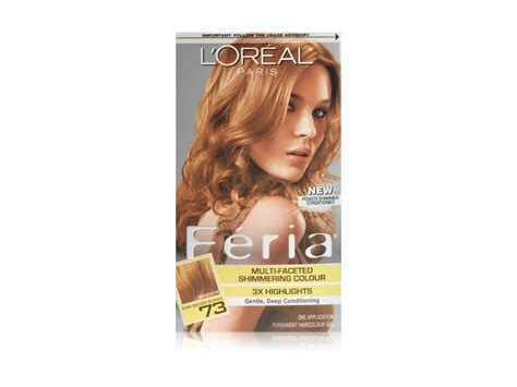 L'oreal Feria, 73 Dark Golden Blonde Ingredients And Reviews