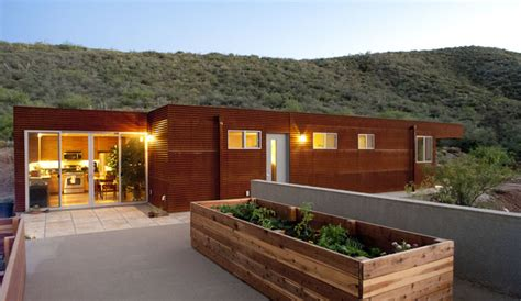 Western States Metal Decking by Corten Corrugated Siding Rustic Exterior