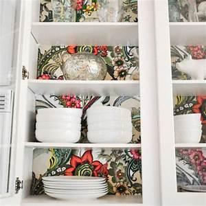 Cuisine ou poser son papier peint pour un maximum d for Papier peint pour meuble