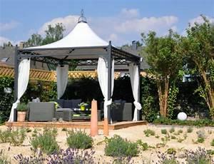 Pavillon Garten Metall : gartenpavillion faszination f r einen noch edleren garten ~ Sanjose-hotels-ca.com Haus und Dekorationen