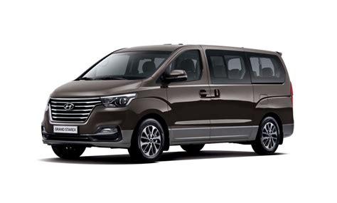 Новый Hyundai H1 (grand Starex) 2018  2019 цена, фото