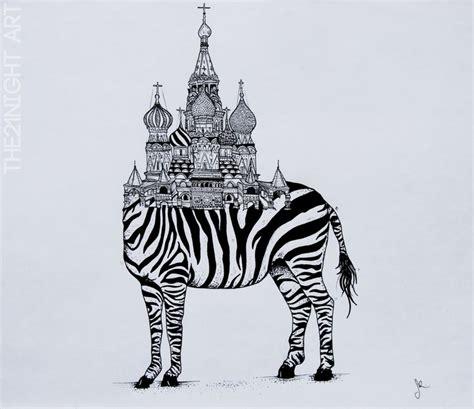 ideas  zebra drawing  pinterest zebra art