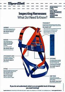 Safety Harness Inspection Requirements