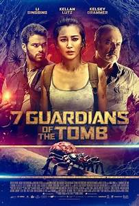 Guardians of the Tomb DVD Release Date April 24, 2018