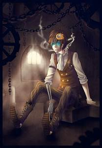 Steampunk by Naimane on DeviantArt