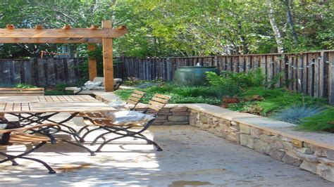 Patio Designs For Small Spaces, Small Space Patio Patio