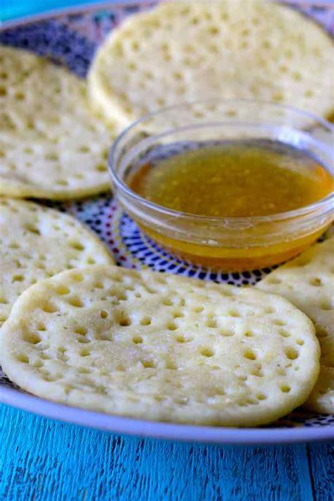 fleur d oranger cuisine baghrir thousand crepe traditional moroccan