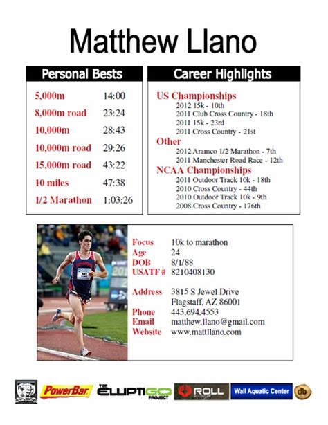 College Track And Field Coach Resume by Before Sending Your Resume Out Coach Dre Took A Look
