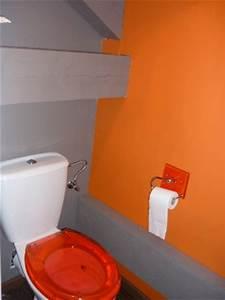 quelle couleur et quelle deco pour mes toilettes With quelle couleur dans les toilettes