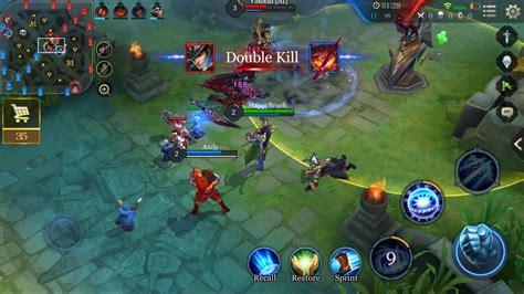 arena  valor  arena game android apps  google play