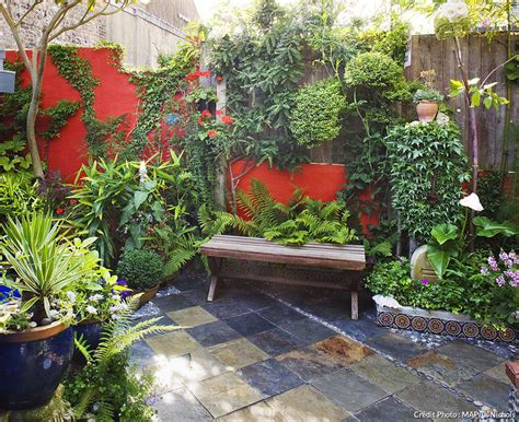 petit jardin le guide damenagement   idees